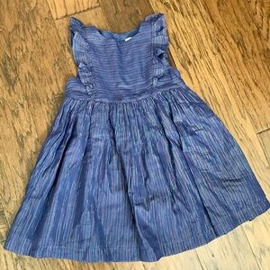 Gymboree Purple Shimmer Dress